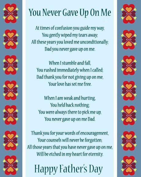 25+ best Dad Birthday Quotes on Pinterest | Dad birthday ...