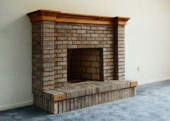 M s de 1000 ideas sobre chimeneas de ladrillo en pinterest - Tipos de chimeneas de lena ...