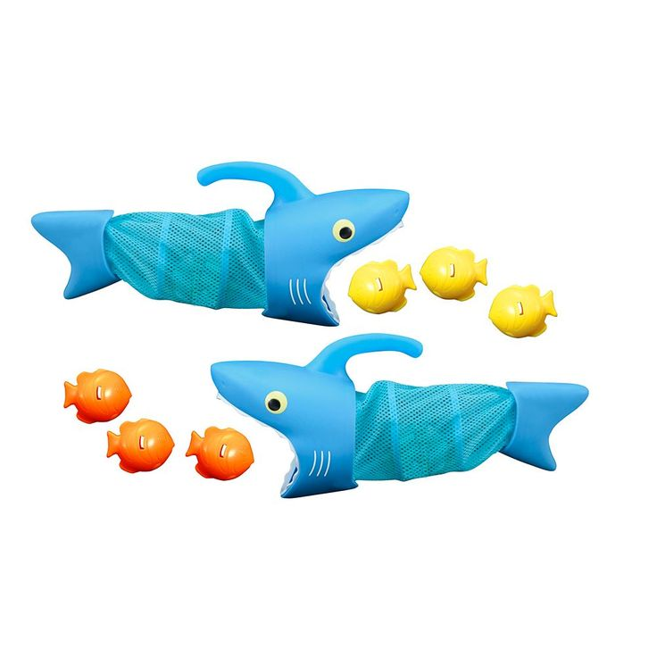 Melissa and Doug Spark Shark Fish Hunt Set, Multicolor