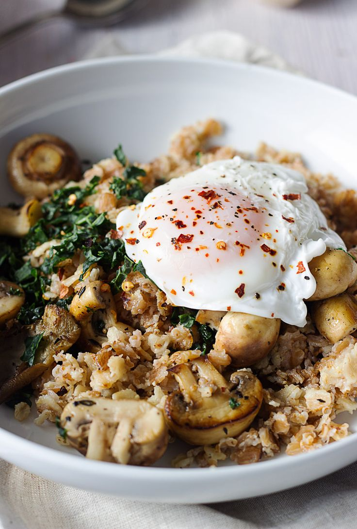 Game-Changing Savoury Oatmeal - Teffy's Perks