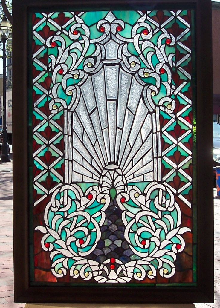 44 best glass art images on pinterest stained glass for Art glass windows