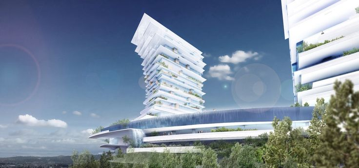 Radical Innovation: The Hotels of the Future Are out of This World - Architizer