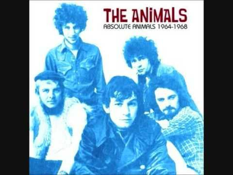 """Eric Burdon & The Animals, """"Don't Bring Me Down.""""  Released May, 1966.  The Animals were played alot at our house."""