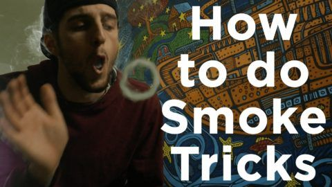 Check out this tutorial on how to do your own smoke tricks #StonedTube