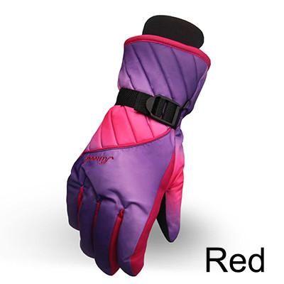 POWERPAI / KINEED Ski Snowboard Gloves - Women's