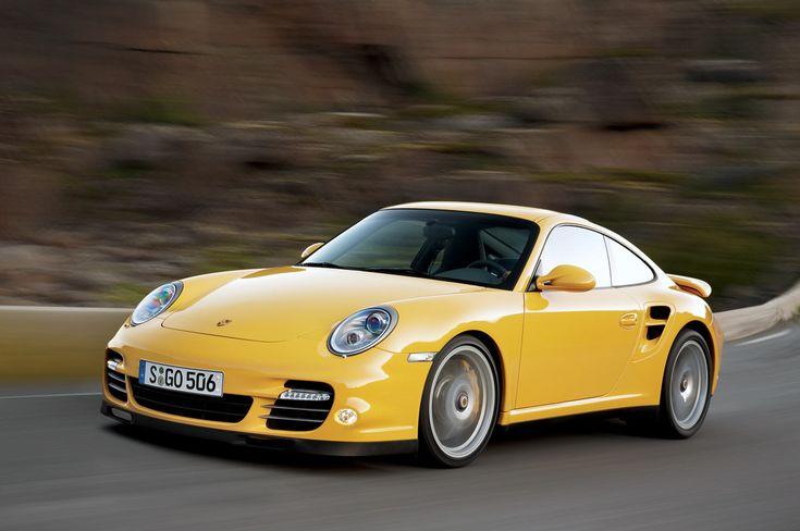 2014 Porsche 911 Turbo S Cabriolet fuel cell
