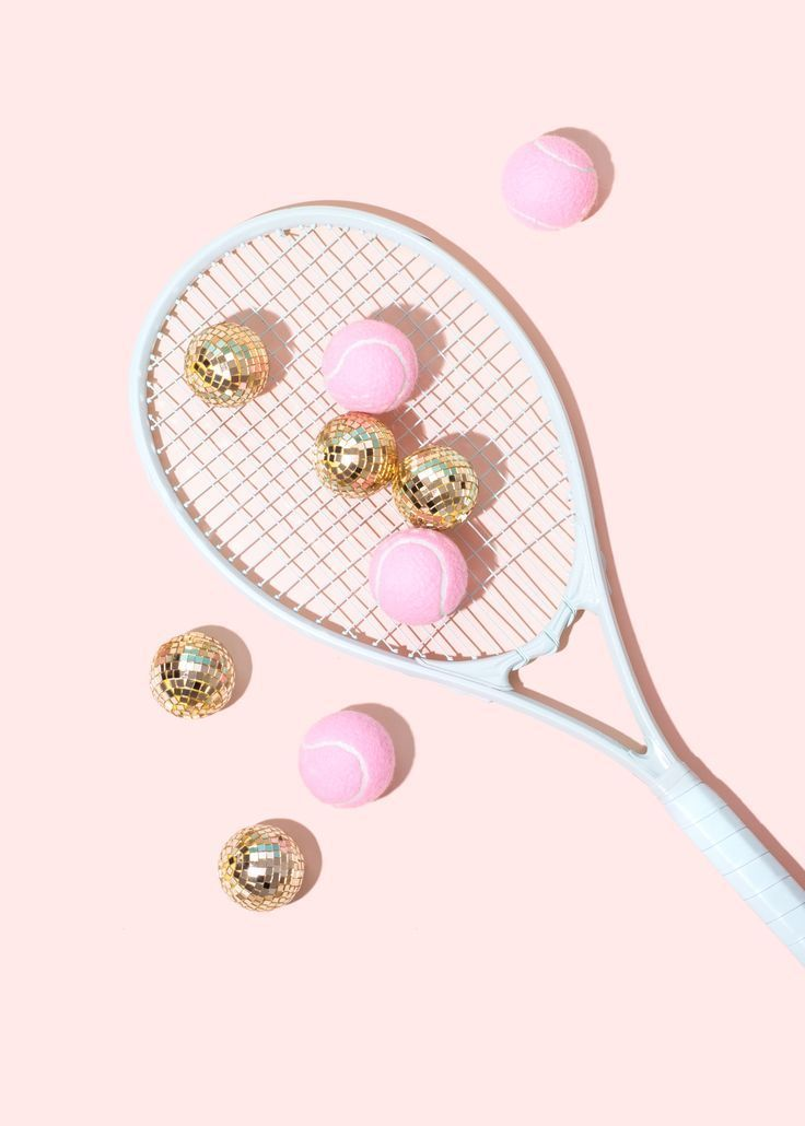Aesthetics Solid Background Tennis Wallpaper Pink Aesthetic Pastel Aesthetic