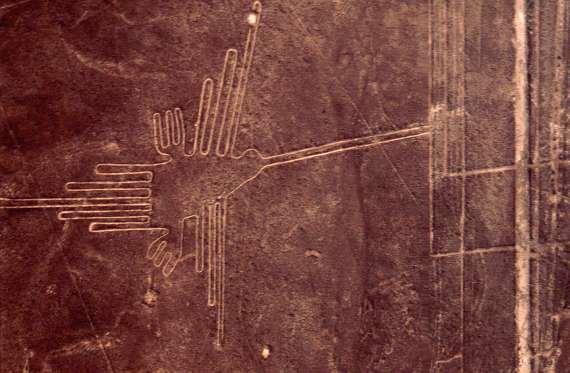 Nazca lines - Werner Forman/UIG via Getty Images/Getty Images