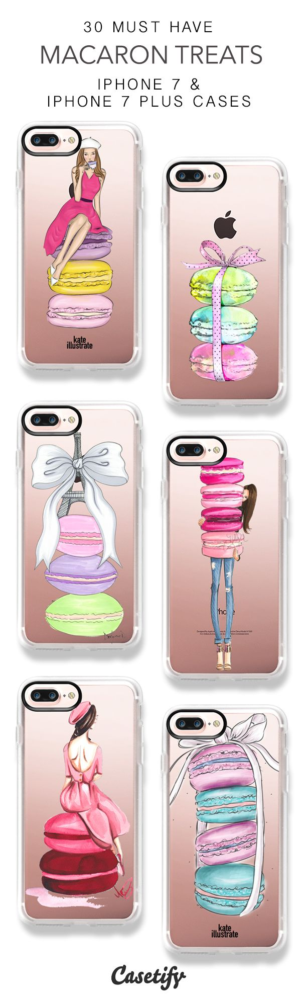 30 Must Have Macaron Treats iPhone 7 Cases and iPhone 7 Plus Cases. More Sweet iPhone case here > https://www.casetify.com/collections/top_100_designs#/?vc=59XD0zkieB (scheduled via http://www.tailwindapp.com?utm_source=pinterest&utm_medium=twpin&utm_cont