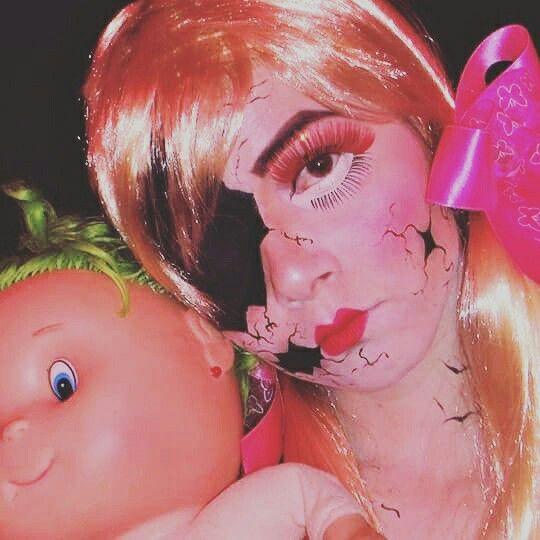 Muñeca rota .