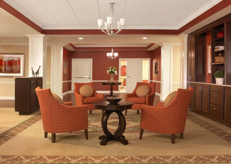 17 best images about nursing home ideas on pinterest for Nursing home dining room ideas