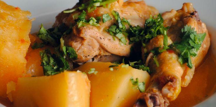 Prepara un delicioso pollo colombiano en casa, ¡para chuparse los dedos! Con estos tips...