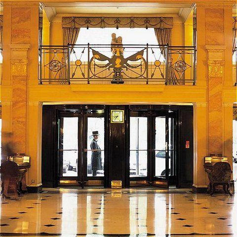 The Dorchester in London, United Kingdom at Hotels of the Rich and Famous