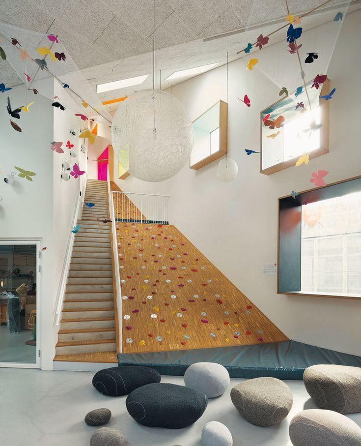 Cultural Centre For Children In Copenhagen Dorte Mandrup Arkitekter Architecture Pinterest