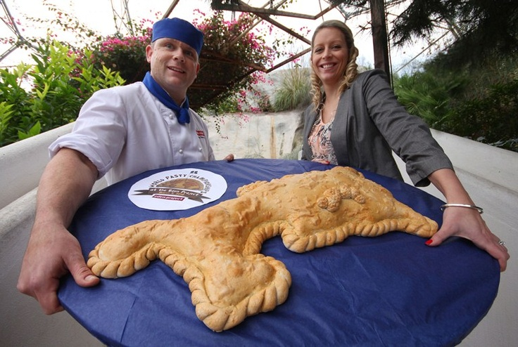 World Pasty Championships registration  | Cornwall Food and Drink