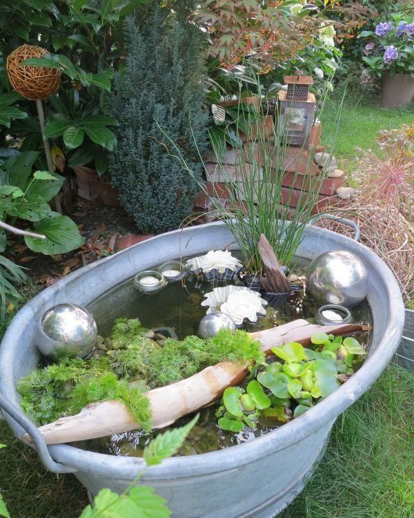 Deko-Ideen: Shabby Chic für den Garten