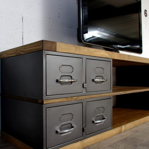 les 20 meilleures id es de la cat gorie style industriel sur pinterest. Black Bedroom Furniture Sets. Home Design Ideas