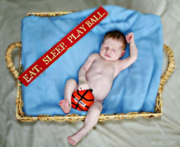 NCAA; baby!