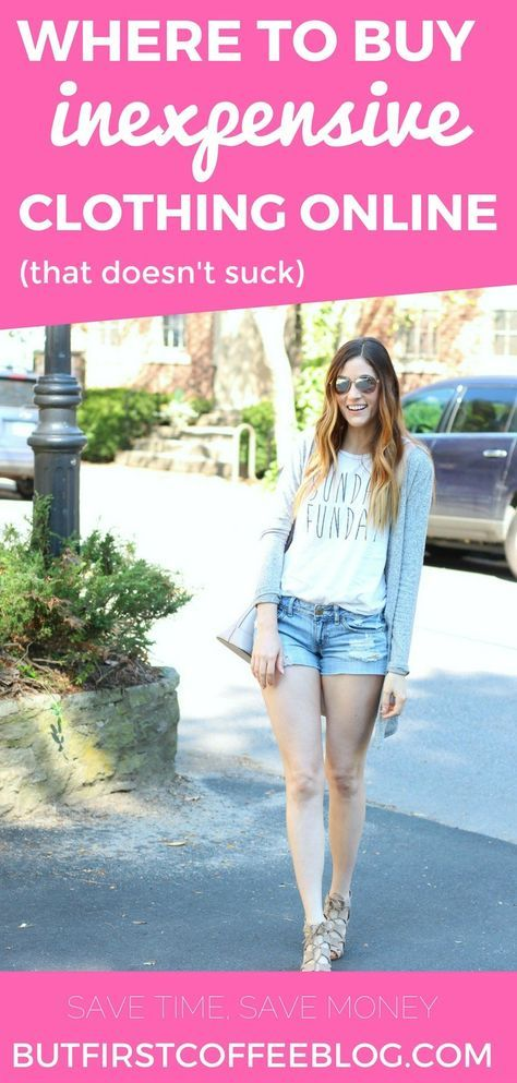 Where To Buy Inexpensive Clothing Online | Best online clothing sites