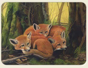 Нетронутая фауна от Marie-Anne Christen » Фэнтези, фантастика, игры.