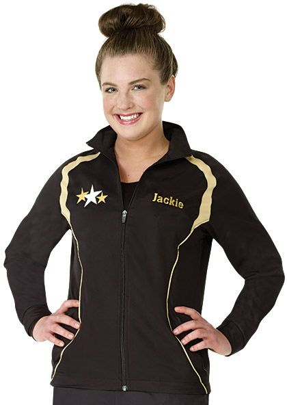 Impact Jacket | Cheerleading Warm Ups | Team Cheer