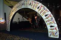 speakeasy decorations | TheEventLine.com CASINO PARTY DECOR and LAS VEGAS NIGHT DECOR IN SAINT ...