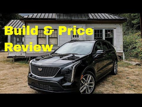 The 2019 Cadillac Xt4 Premium Luxury Awd Suv Makes For An Affordable Entry Point Into World Of Compact Offering A Fuel Efficient Engine