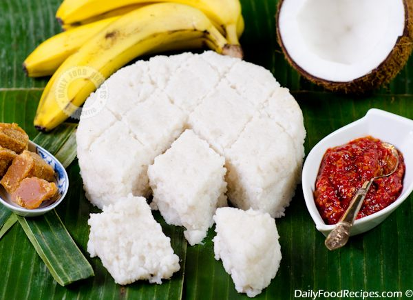 Kiribath (Sri Lankan Milk Rice) | Daily Food Recipes