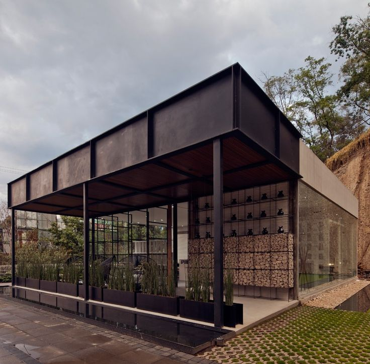 taller david dana arquitectura interprets a contemporary home for blum showroom