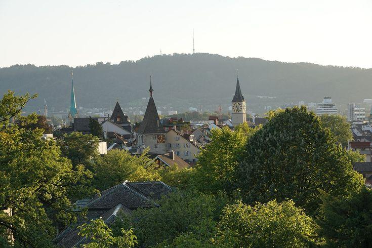 Switzerland, Zurich, Old Town, Churches, Switzerland #switzerland, #zurich, #oldtown, #churches, #switzerland