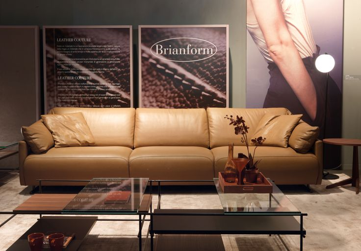The PRIVE sofa - Traditional Italian design and comfort
