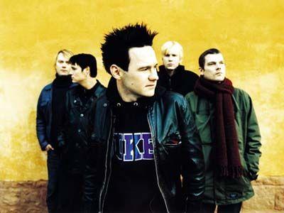 Kent, swedish rock band