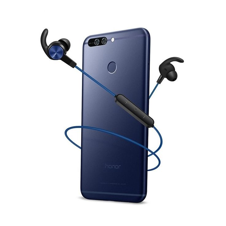 Huawei Honor xSport AM61 Wireless Bluetooth Headset Magnetic Absorption 137mAh IPX5 Waterproof Headphone Sale - Banggood.com