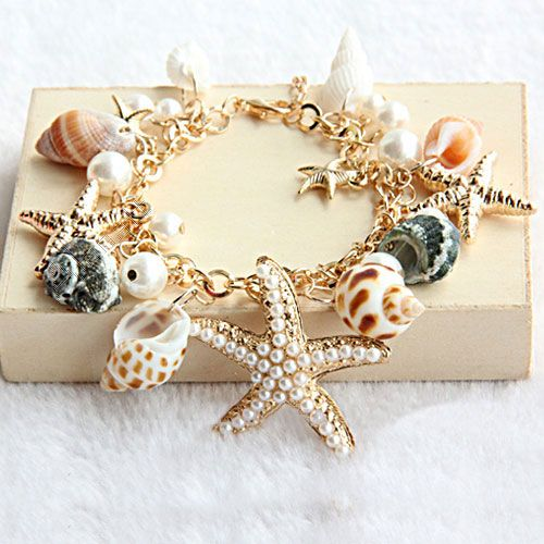 Beach Holiday Bracelet.. I'm about to pin 29347 more fromt his place too. Sorry haha