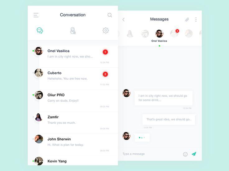 DPS — Conversation App. http://ift.tt/1RBmxeU