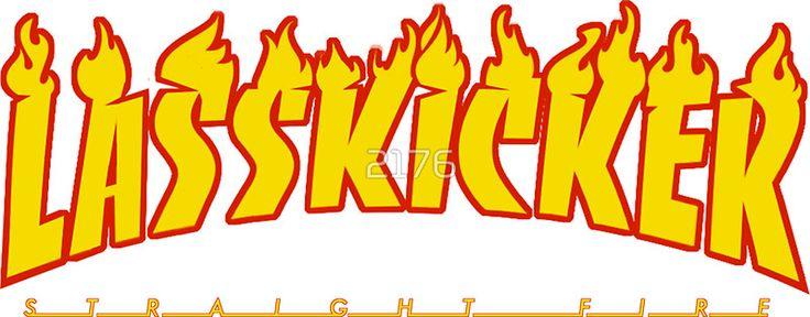 Lass Kicker - Thrasher by 2176
