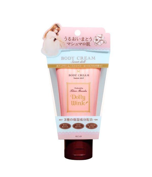 Dolly Wink Body Cream