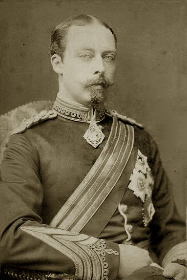 The Prince Leopold, Duke of Albany (eighth child of Queen Victoria and Prince Albert). He suffered from hemophilia.