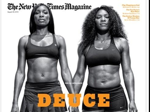 Venus and Serena Williams are in better shape than you (2012 US Open)