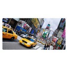 New York sárga taxi falikép