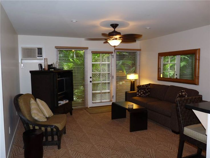 Aina Nalu Resort #A1380109 Gorgeous Garden View Maui Condo | Maui Hawaii Vacations with A/C and a Queen Sleeper Sofa