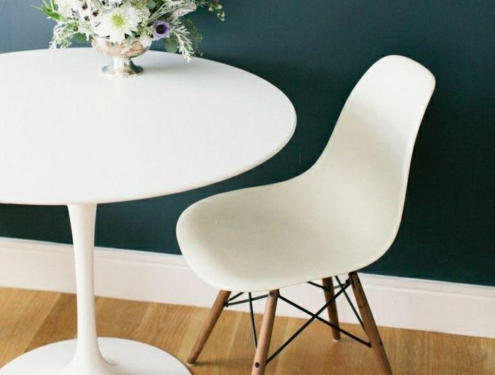 Une Table Tulipe Pour Votre Interieur Moderne Table Tulipe Table Ronde Ikea Idee Salle A Manger