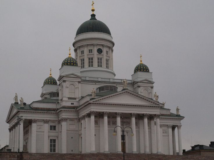 Helsinki Cathedral,Finland