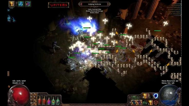 Dominating Blow: Path of Exile Melee Minion Skill Analysis http://www.upitems.com/news/index-277 The melee classes in Path of Exile have various playing method, today we primary introduce the skill of Domination Blow which can summon amounts of Minions more than summoner, meanwhile it would bring you unexpected surprise!