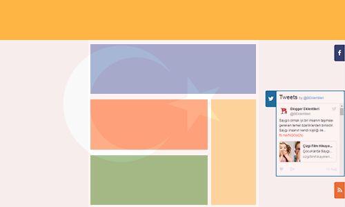 Blogcular için çok önemli ve en güzel widget'lerden olan, blog içeriklerinizin…