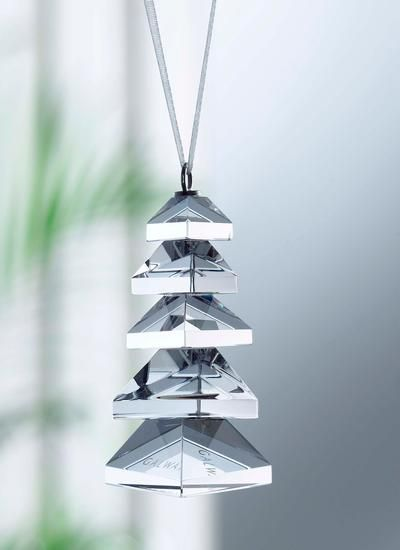 17 Best Images About Crystal Christmas Tree Ornaments On
