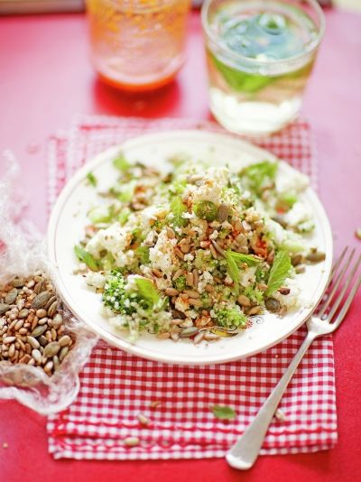 Healthy Greens Lunchbox   Vegetables Recipes   Jamie Oliver