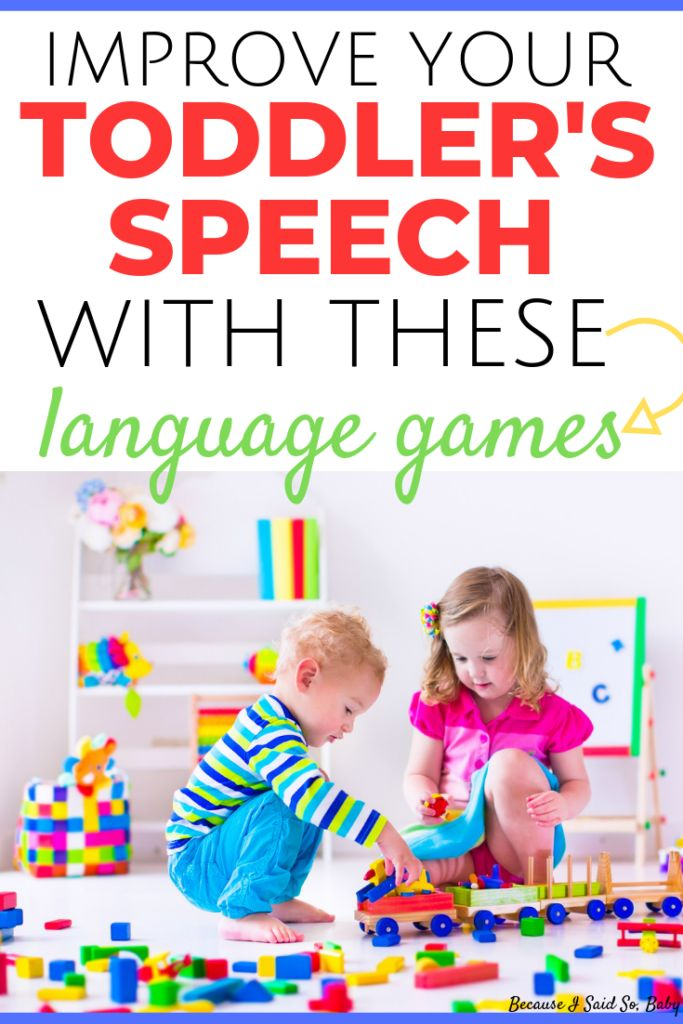 Boost Your Toddler's Speech With These 3 Simple Language Games