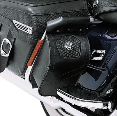 Harley Davidson Road King Saddlebag Guard Bag 91219 98