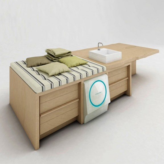 want this-Laundry folding table  For the Home  Pinterest
